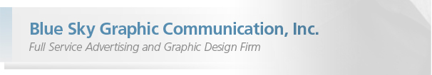 Blue Sky Graphic Communication