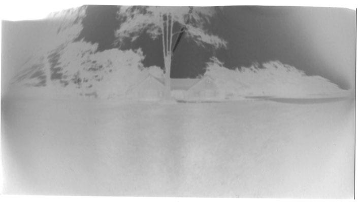 Pinhole Camera Image SOOC