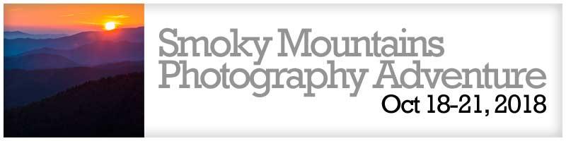Smoky Mountain Photography Adventure