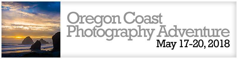 Oregon Coast Photography Adventure with Kent Weakley