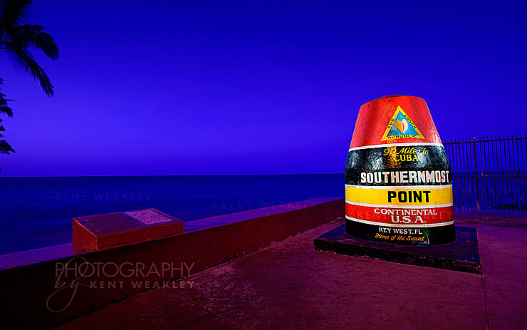 Southernmost Point Kent Weakley