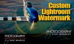 Add A Custom Photo Watermark Using Lightroom ~ Photo Tip