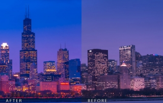 Night Photography Lightroom Presets by Kent Weakley example 3