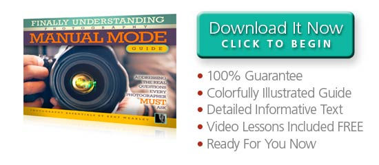 Finally Understanding Photography Manual Mode Guide Download Now
