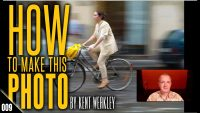 How To Make Panning Shot Photo