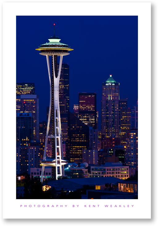 Seattle City vs. Country