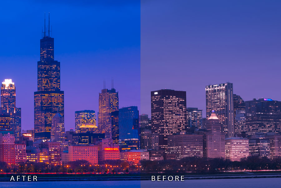 Night Photography Lightroom Presets and Tools by Kent Weakley