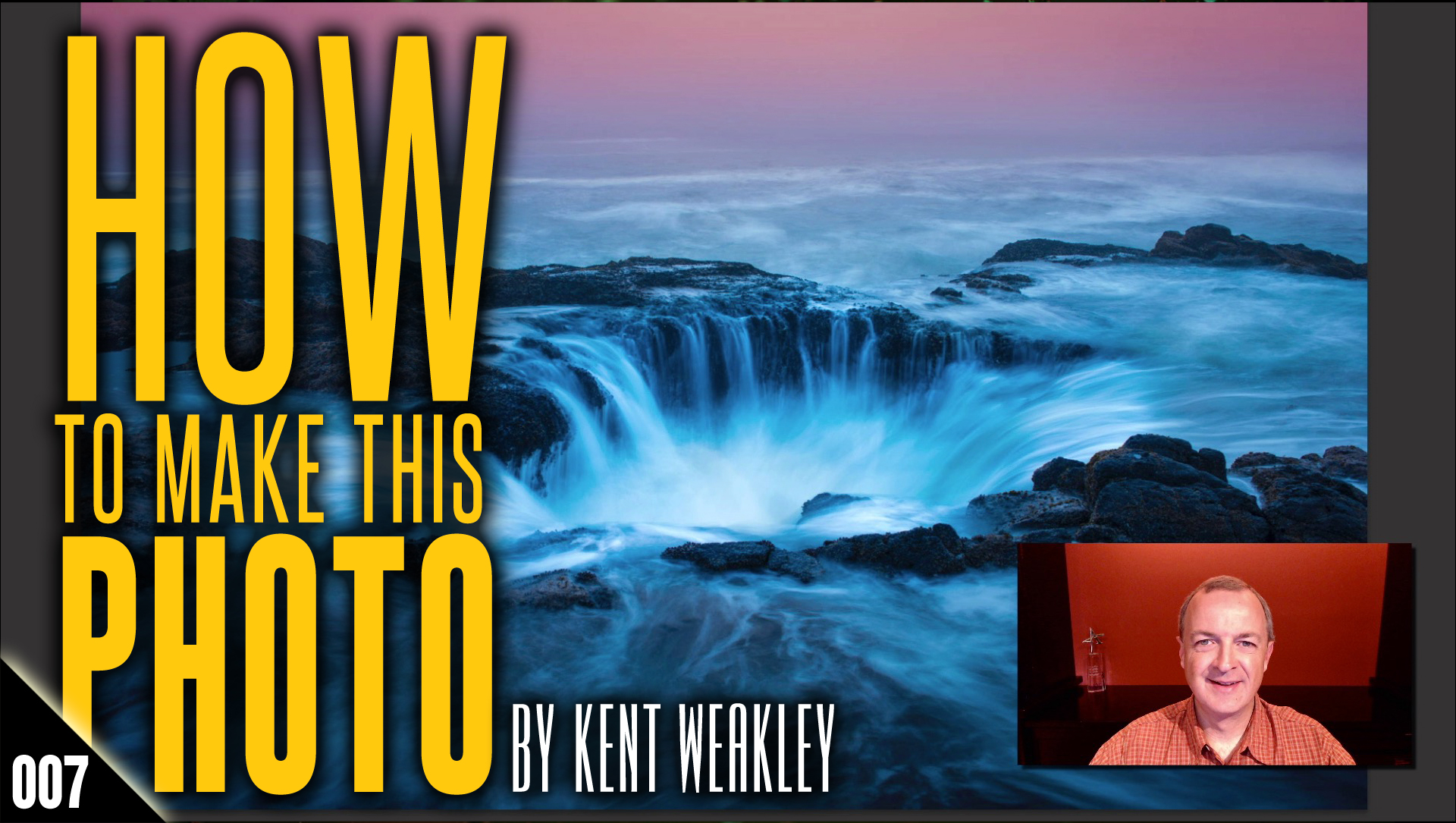 How To Photograph Thor's Well – How To Make This Photo: 007 – by Kent Weakley